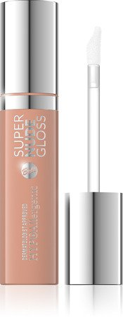Bell Hypoallergenic Błyszczyk do ust Super Nude Gloss nr 02  15ml