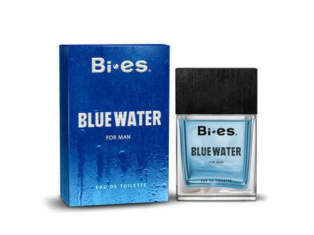 Bi-es Blue Water for Men Woda toaletowa 100 ml