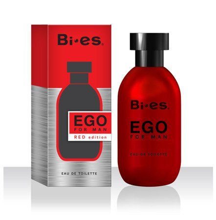 Bi-es Ego Red Woda toaletowa  100ml
