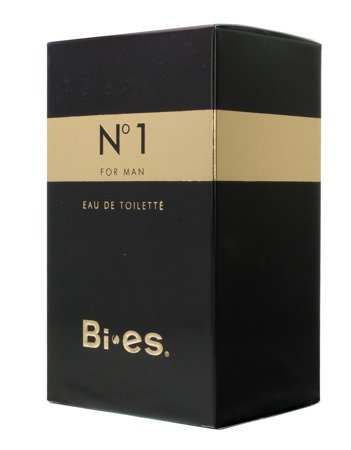 Bi-es Numbers Collection for Man Woda toaletowa No 1  50ml
