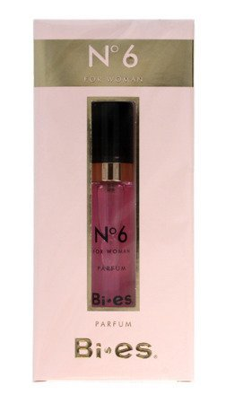 Bi-es Numbers Collection for Woman Perfuma No 6  15ml