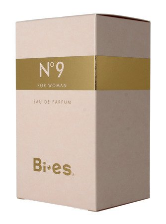 Bi-es Numbers Collection for Woman Woda perfumowana No 9  50ml