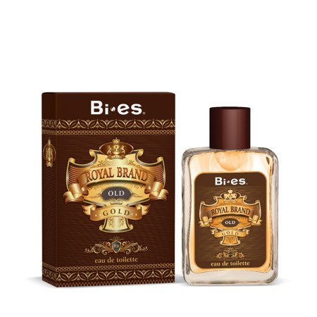 Bi-es Royal Brand Gold Woda toaletowa 100ml