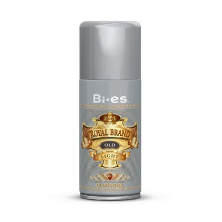 Bi-es Royal Brand Light Dezodorant spray 150ml