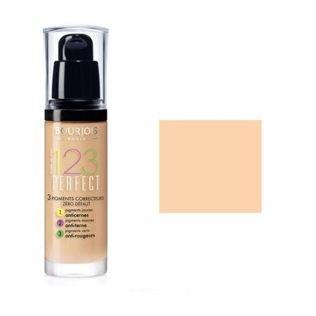 Bourjois Podkład 123 Perfect nr 051 Vanille Clair  30ml