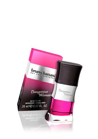 Bruno Banani Dangerous Woman Woda toaletowa  20ml
