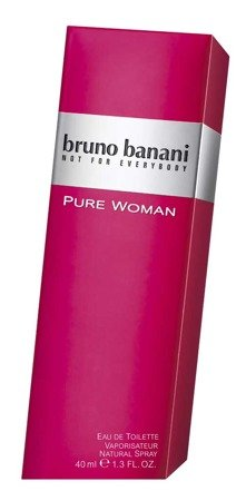 Bruno Banani Pure Woman Woda toaletowa 40ml