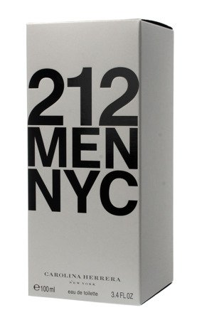 Carolina Herrera 212 Men NYC Woda Toaletowa 100ml