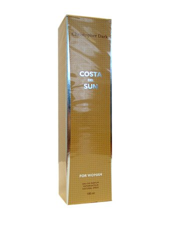 Christopher Dark Woman Costa Del Sun Woda Perfumowana  100ml