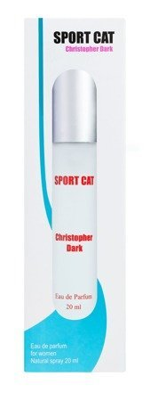 Christopher Dark Woman Sport Cat Woda perfumowana 20ml