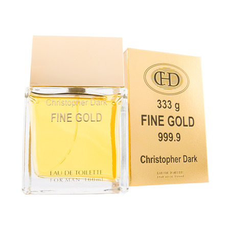 Christopher DarkMen Fine Gold  Woda toaletowa  100ml