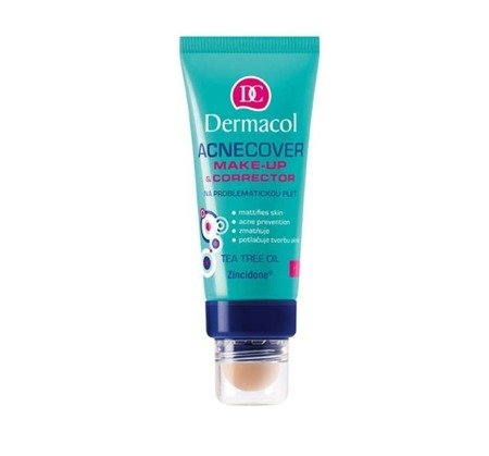 DERMACOL ACNECOVER MAKE-UP & CORRECTOR - NO.4