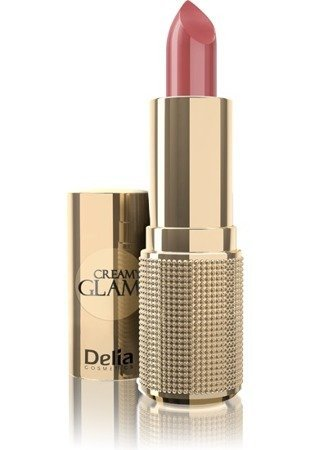 Delia Cosmetics Creamy Glam Pomadka do ust nr 119  4g