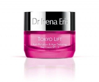 Dr Irena Eris TOKYO LIFT 35+ Anti-Pollution & Age Delaying krem na dzień SPF15 50ml