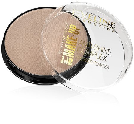 Eveline Art Professional Make-up Puder prasowany nr 35 golden beige  14g