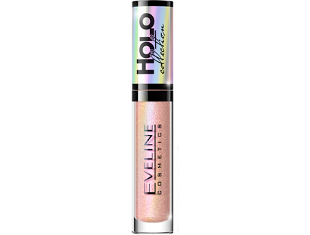 Eveline Holo Collection Błyszczyk do ust nr 123  1szt