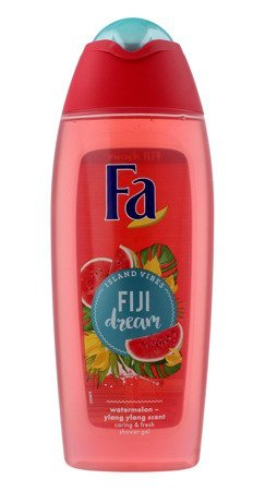 Fa Fiji Dream Żel pod prysznic Watermelon & Ylang Ylang  400ml