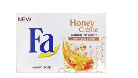 Fa Honey Creme Mydło w kostce Golden Iris  90g