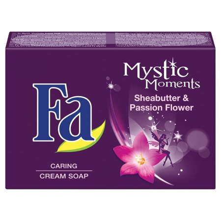 Fa Mystic Moments Mydło w kostce Shea Butter & Passion Flower 90g