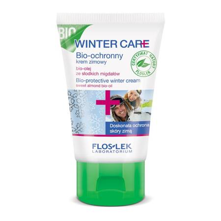 Floslek Winter Care Krem ochronny  na zimę BIO  50ml