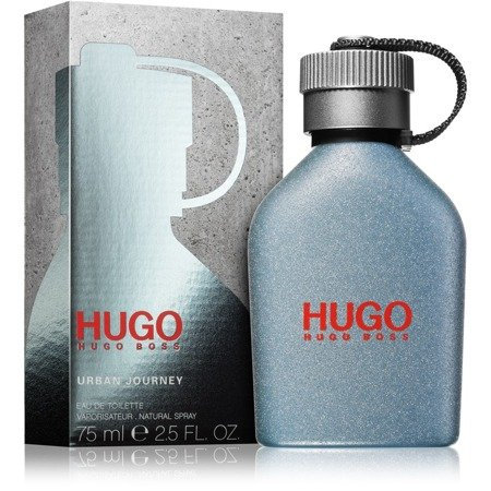 HUGO BOSS URBAN JOURNEY MEN Woda toaletowa EDT 75ml