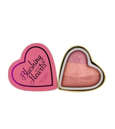 I Heart Makeup Blushing Hearts Róż Candy Queen of Hearts  10g