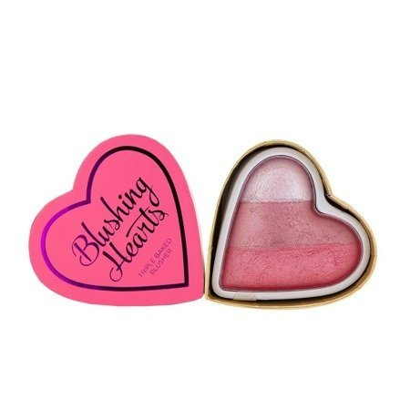 I Heart Revolution Blushing Hearts Róż Bursting with Love 10g