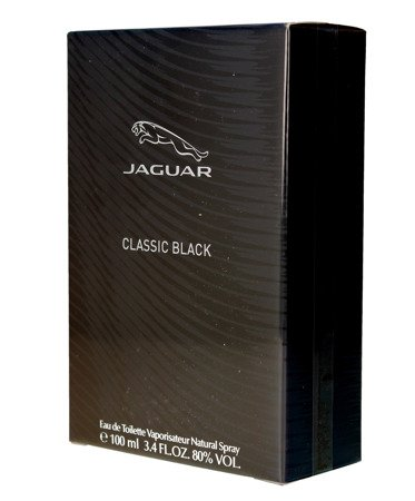 Jaguar Classic Black Woda toaletowa  100ml