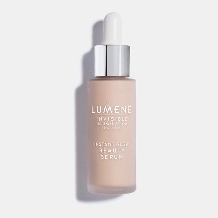 LUMENE INVISIBLE ILLUMINATION SERUM TONUJĄCE UNIVERSAL LIGHT 30 ml