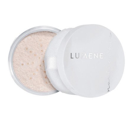 LUMENE - NORDIC CHIC - Sheer Finish Loose Powder - TRANSLUCENT - Puder sypki transparentny