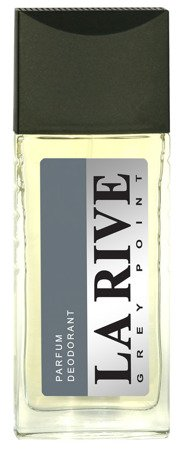 La Rive for Men Grey Point Dezodorant w atomizerze 80ml