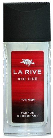 La Rive for Men Red Line Dezodorant w atomizerze 80ml