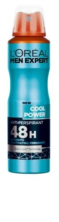 Loreal Men Expert Dezodorant spray Cool Power  150ml