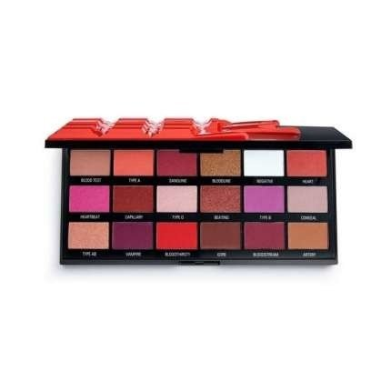 Makeup Revolution Blood Chocolate Palette Paleta Cieni do Powiek