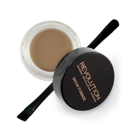 Makeup Revolution Brow Pomade Pomada do brwi Blonde  1szt