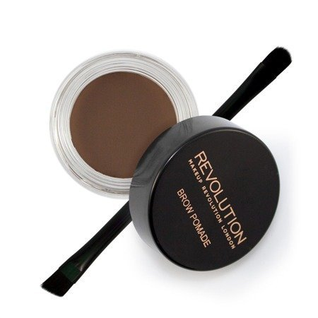 Makeup Revolution Brow Pomade Pomada do brwi Dark Brown  1szt