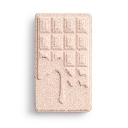 Makeup Revolution Chocolate Bar Bath Fizzer kula do kąpieli Rose