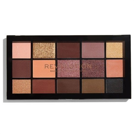 Makeup Revolution Paleta cieni do powiek Reloaded Velvet Rose new
