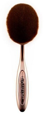 Makeup Revolution Precision Pro Brush Large Oval Face Szczotka  1szt