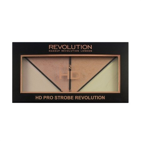 Makeup Revolution Pro HD Strobe Revolution Palette Zestaw do strobingu