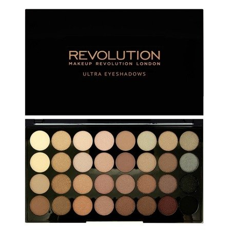 Makeup Revolution Ultra Palette 32 Zestaw cieni do powiek Beyond Flawless
