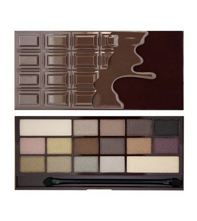 Makeup Revolution paleta cieni do powiek Death by Chocolate