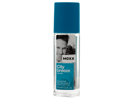 Mexx City Breeze for Him Dezodorant 75ml atomizer
