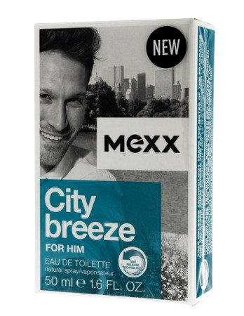 Mexx City Breeze for Him Woda toaletowa  50ml