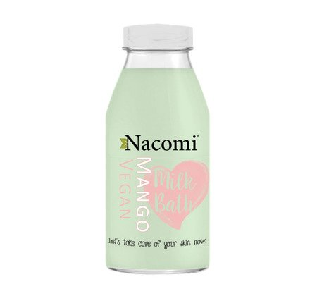 NACOMI Mleko do kapieli Mango 300ml