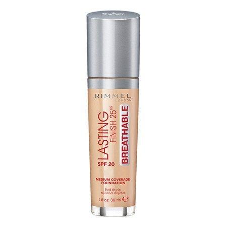 Rimmel Podkład Lasting Finish 25HR Breathable nr 103 True Ivory  30ml