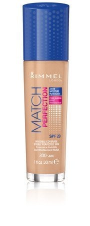 Rimmel Podkład Match Perfection nr 300 sand  30ml