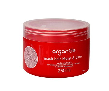 STAPIZ Argan'de Moist&Care Maska do włosów 250ml