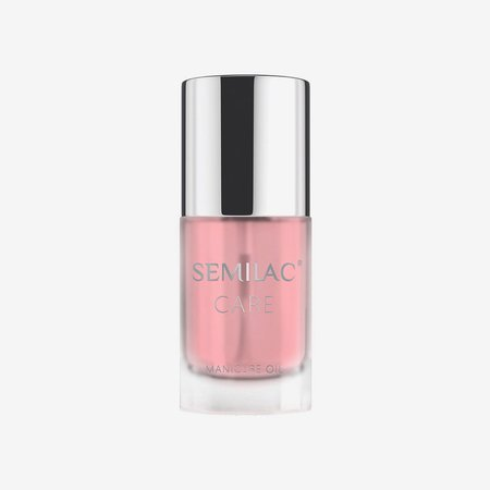 Semilac Oliwka do skórek Nail & Cuticle Elixir Love 7 ml