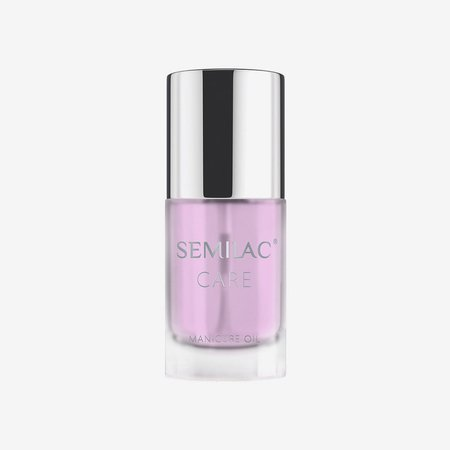Semilac oliwka do skóek Nail & Cuticle Elixir Hope 7ml